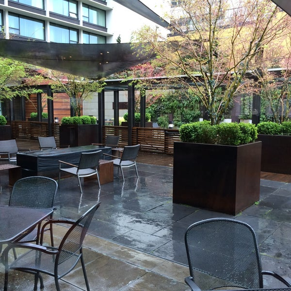 Photo taken at Hotel Modera by Kimball A. on 3/14/2015