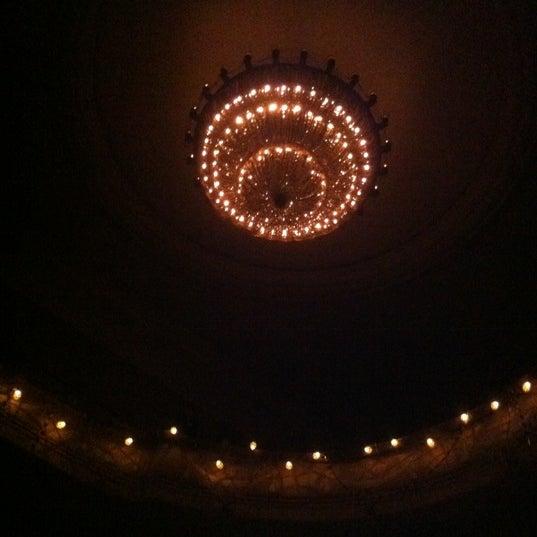 Снимок сделан в Дворец на Яузе пользователем Sa S. 10/21/2012