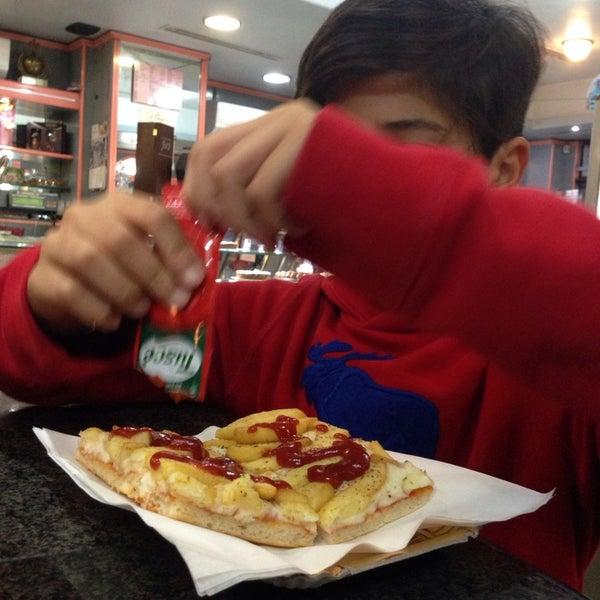 Foto scattata a Bar Ottagono da giuseppe l. il 5/1/2014