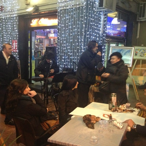 Foto scattata a Bar Ottagono da giuseppe l. il 1/1/2013