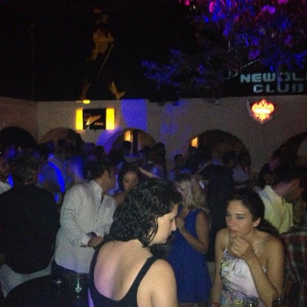 7/21/2013 tarihinde Ercan K.ziyaretçi tarafından NewOld Club'de çekilen fotoğraf