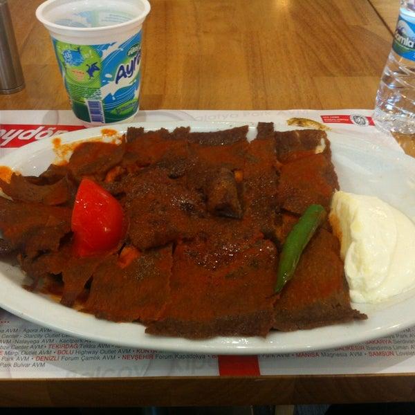 12/21/2012 tarihinde Burhan ç.ziyaretçi tarafından Baydöner'de çekilen fotoğraf