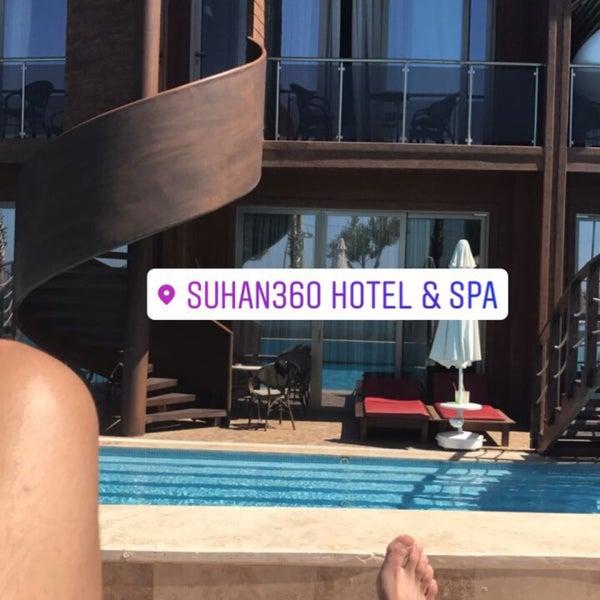 9/2/2017 tarihinde Nuri Ü.ziyaretçi tarafından Suhan360 Hotel & Spa'de çekilen fotoğraf