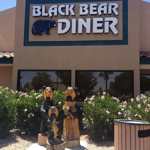 Photo taken at Gilbert Black Bear Diner by Sherry C. on 5/24/2013