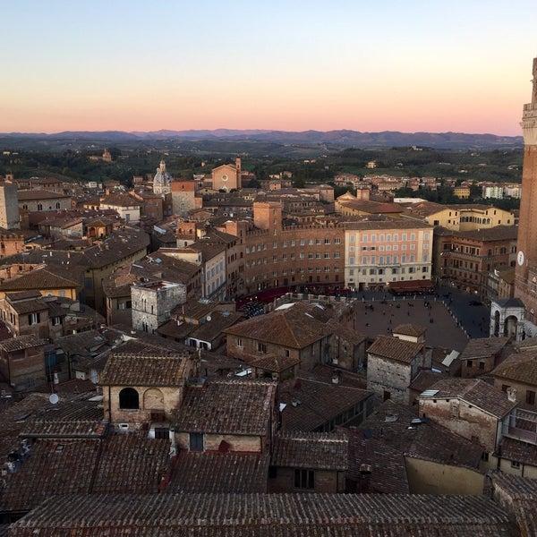 Photo taken at Siena by Aleksey . on 10/25/2017