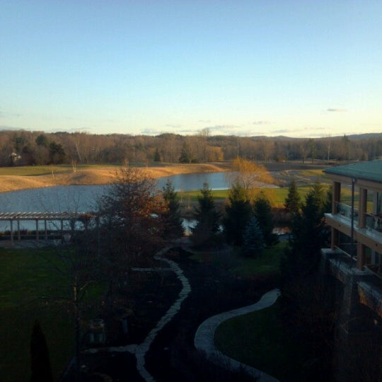 Photo taken at The Lodge at Turning Stone by Jessica S. on 12/19/2012