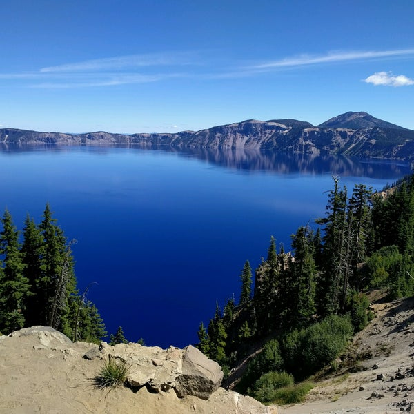 Photo taken at Crater Lake National Park by Corina G. on 9/5/2016