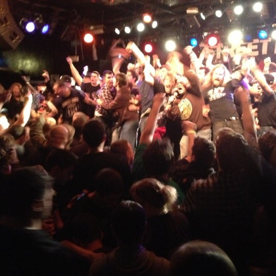 Photo taken at Paradise Rock Club by xine on 12/23/2012