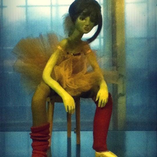Снимок сделан в Музей кукол пользователем ĐIΛNΛ I. 11/19/2012