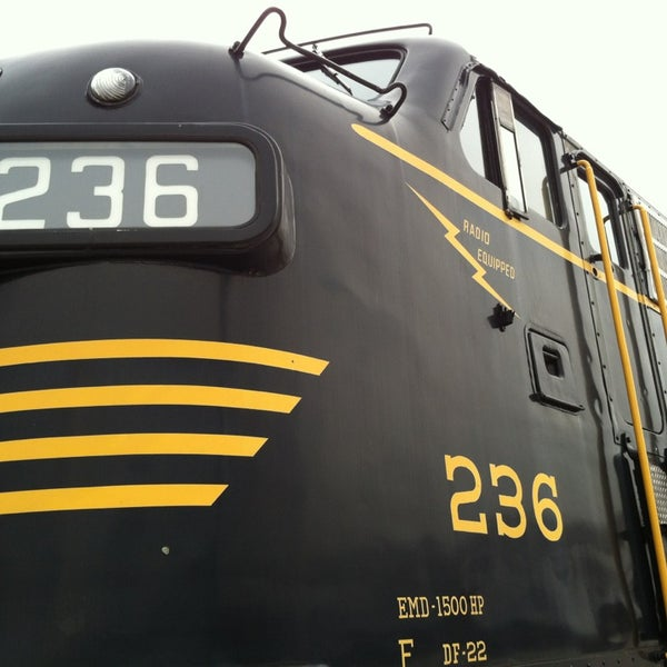 Photo taken at B & O Railroad Museum by Jason B. on 2/22/2013