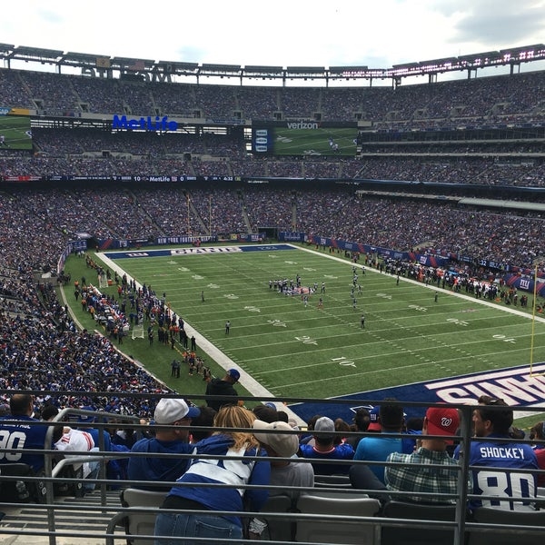 Photos at Bud Light Beer Garden at MetLife Stadium - Beer Garden in ...
