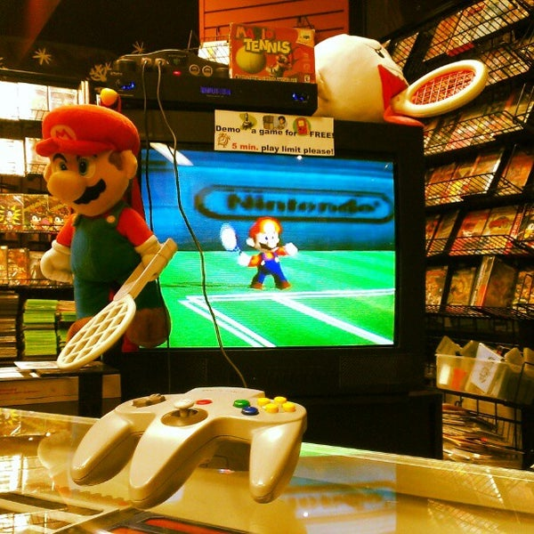 Photo taken at Game Over Videogames by Dan C. on 2/3/2013