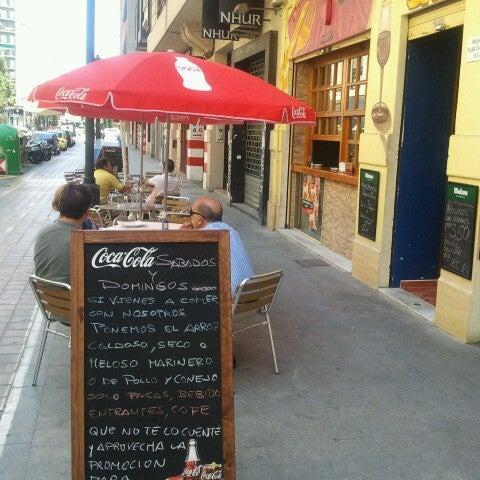 Foto tomada en Bar Taurino Tematico por Francisco E. el 7/15/2014