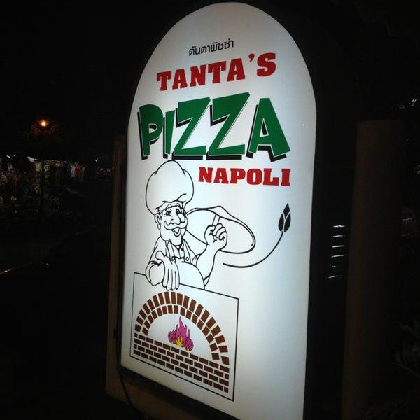 Снимок сделан в Tanta's Thai Restaurant пользователем Anastasiya P. 3/30/2013