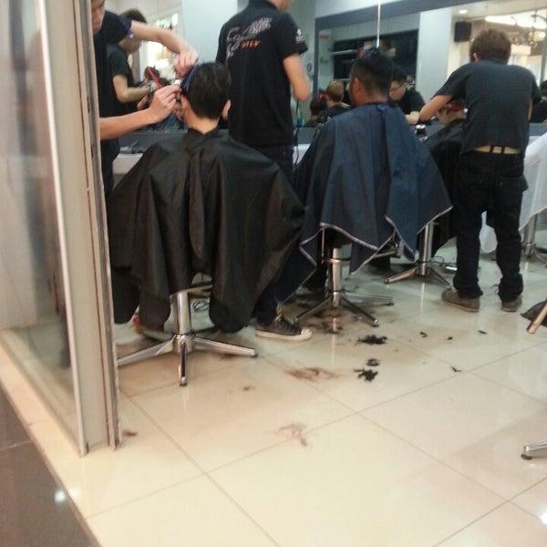Cut only salon salon barbershop in ipoh for 4 dollz only salon