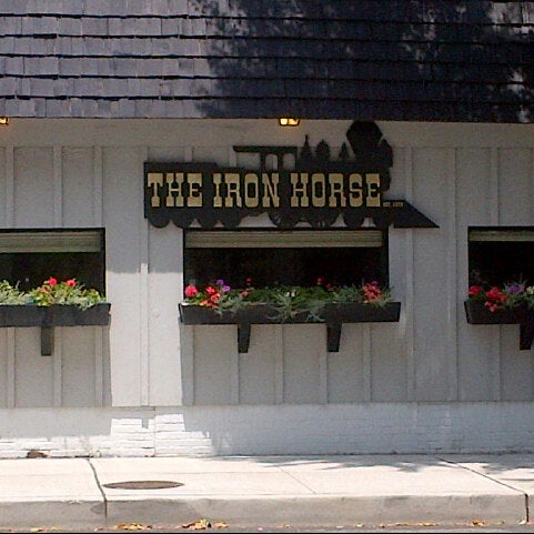 Photo taken at The Iron Horse by B n H on 6/30/2014