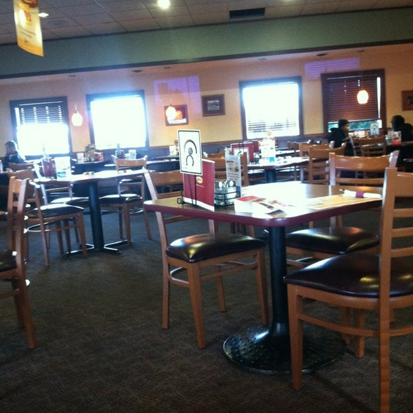 Photo taken at Denny's by Tina B. on 1/18/2013