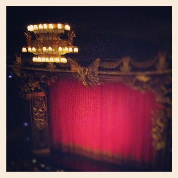 Foto tirada no(a) Majestic Theatre por Ye Z. em 11/11/2012