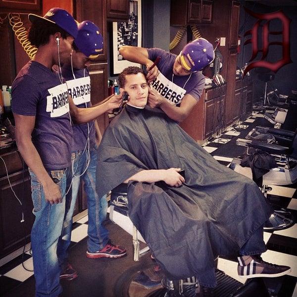 Photos at The Barbers Inc Barber Shop - Downtown San Jose - 332 E ...