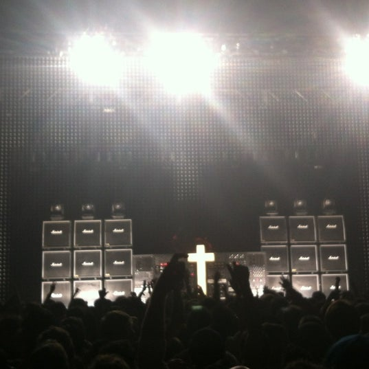 Photo taken at Hammerstein Ballroom by Guy S. on 10/22/2012