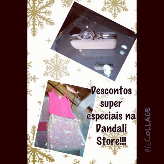Photo taken at Dandali Store by Ana Karla C. on 12/22/2012