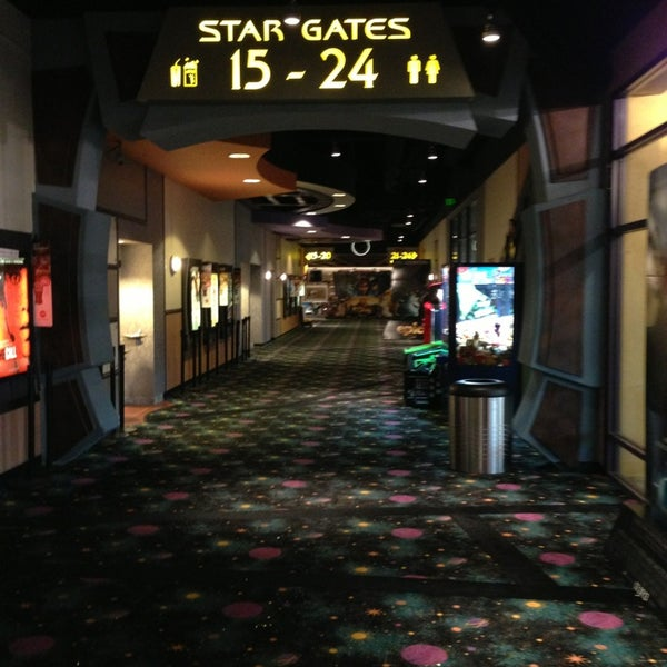 Photo taken at AMC Hampton Towne Centre 24 by Wandering F. on 3/10/2013
