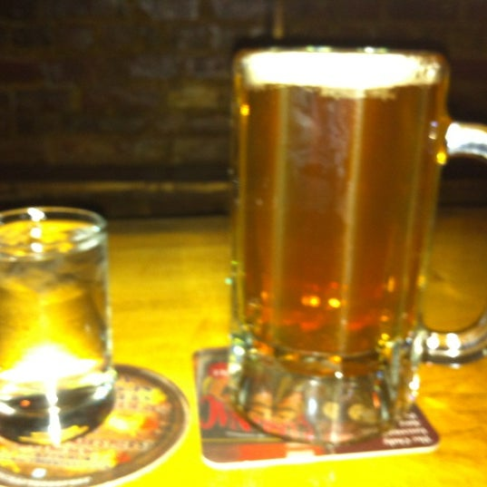 Photo taken at Upstate Craft Beer and Oyster Bar by Kalpana G. on 10/18/2012