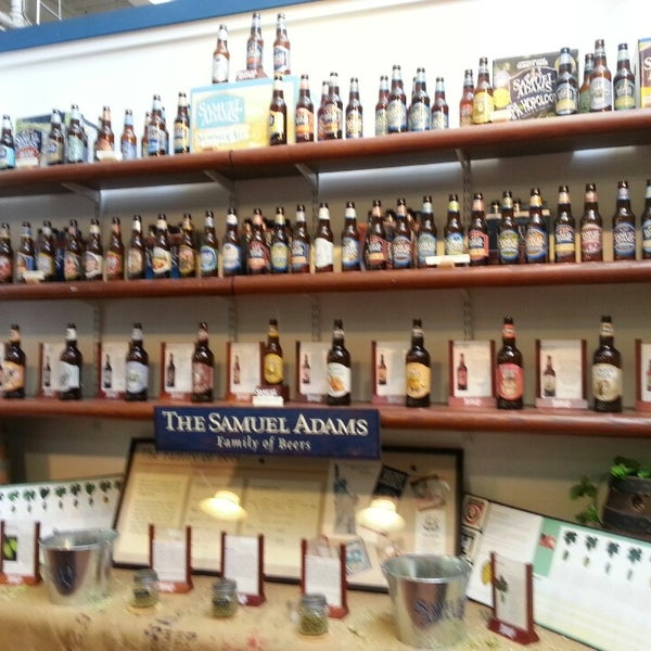 Photo taken at Samuel Adams Brewery by Heather H. on 7/7/2013