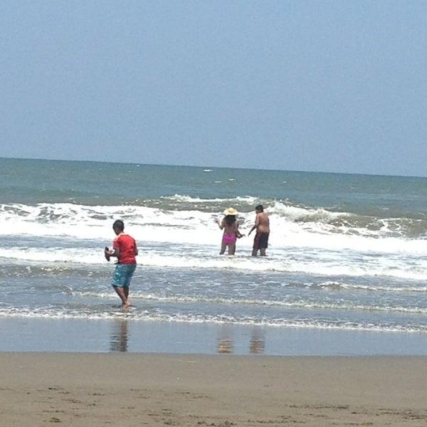 7/29/2013에 Mapy Odeth D.님이 Playa Chachalacas에서 찍은 사진