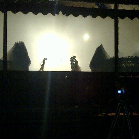 Photo taken at Alun - Alun Sragen by Aditya Y. on 10/19/2012