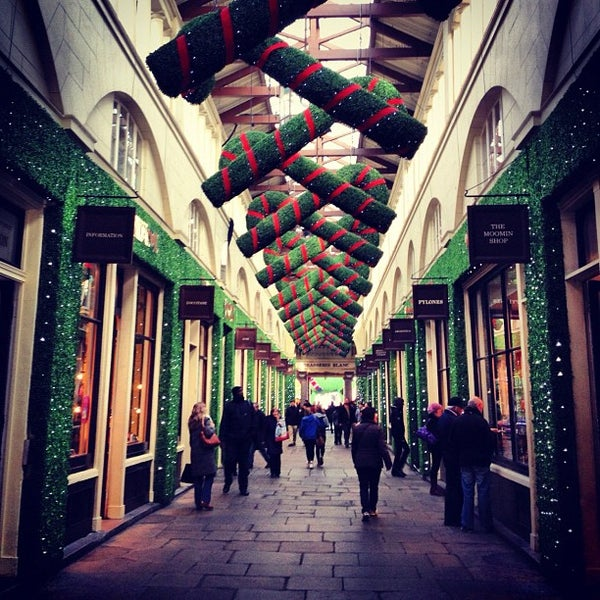 Photo taken at Covent Garden Market by Anuwat C. on 11/7/2012