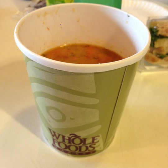 Photo taken at Whole Foods Market by Juan Pablo O. on 11/5/2012