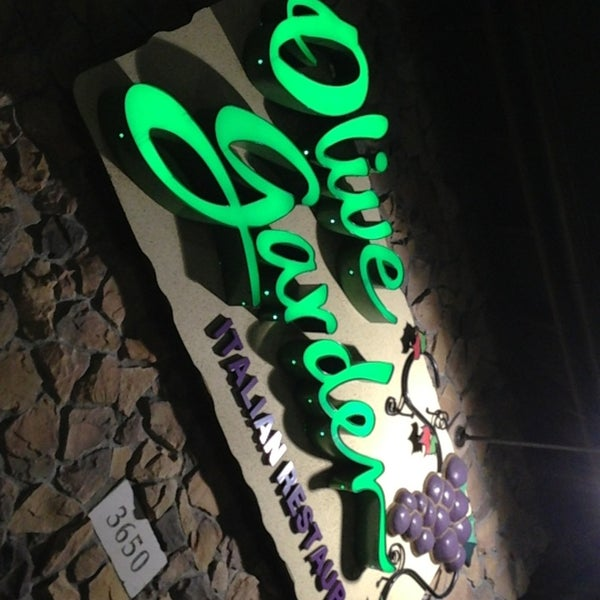 Olive Garden - La Sierra - Riverside, CA
