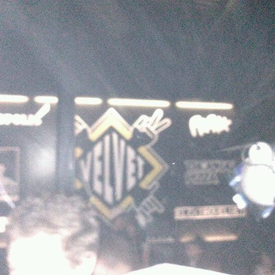 Foto scattata a Velvet Club & Factory da Andrea V. il 2/10/2013