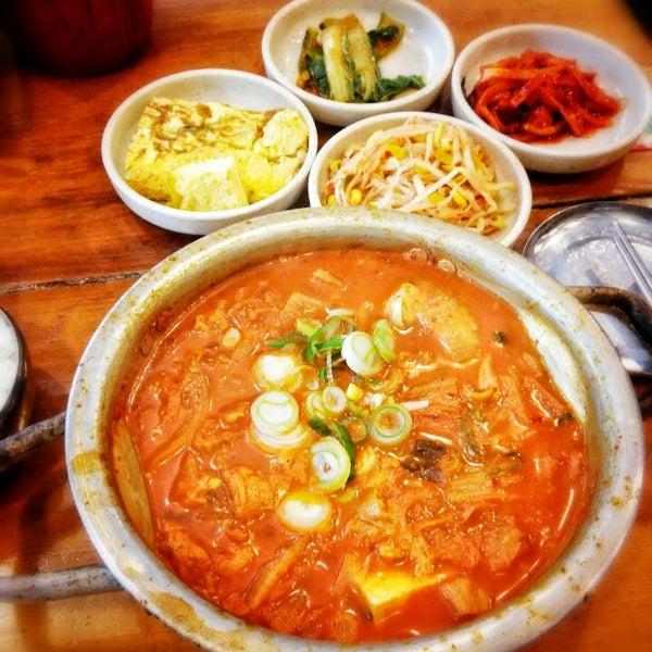 2/4/2015에 BrandyCoke님이 김북순 큰남비집에서 찍은 사진
