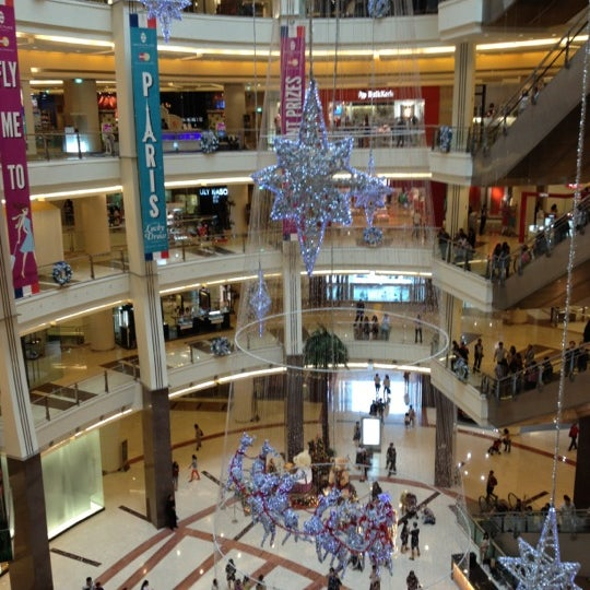 Photo taken at Pacific Place by Patricia A. on 11/25/2012