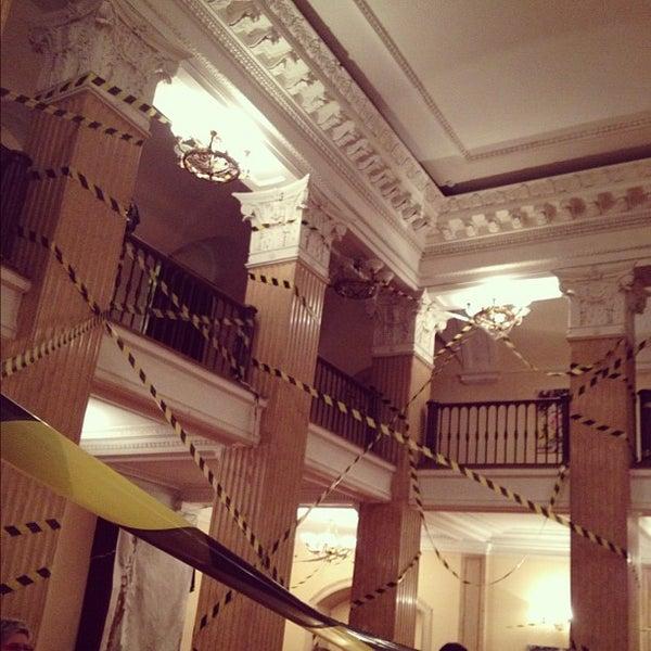 Снимок сделан в Дворец на Яузе пользователем Ann D. 10/16/2012