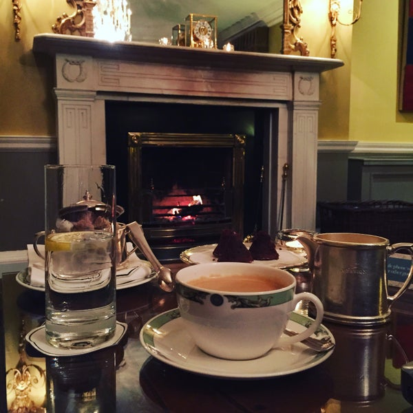 Photo taken at Merrion Hotel by Edward G. on 11/4/2015