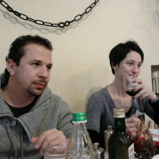 Foto scattata a Ristorante La Scuderia da Nadia T. il 12/16/2012