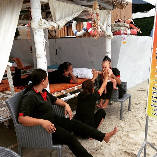 Photo taken at Samui Resotel And Spa by Alena I. on 1/4/2015