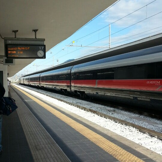 Photo taken at Napoli Centrale Railway Station (INP) by Mariacristina C. on 9/22/2013