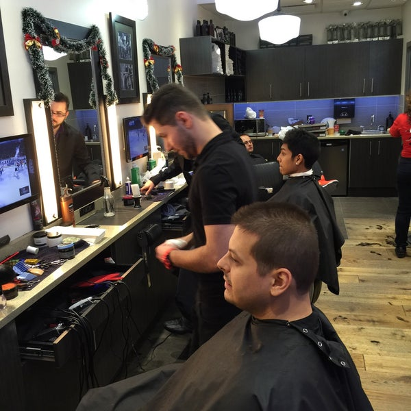 Man Cave Barber Hamilton : The man cave barbershop burnaby bc