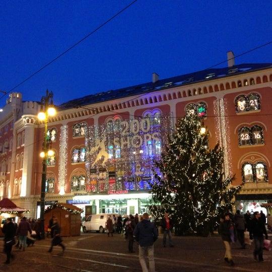 Photo taken at Palladium by Zdenda B. on 12/14/2012