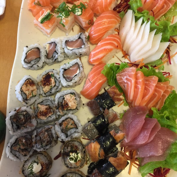 Foto tirada no(a) Sushi Koba por Luiz_Kazan em 2/27/2015
