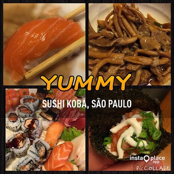 Foto tirada no(a) Sushi Koba por Luiz_Kazan em 4/30/2015