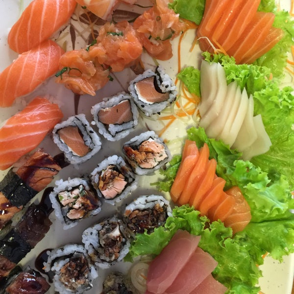 Foto tirada no(a) Sushi Koba por Luiz_Kazan em 1/16/2015