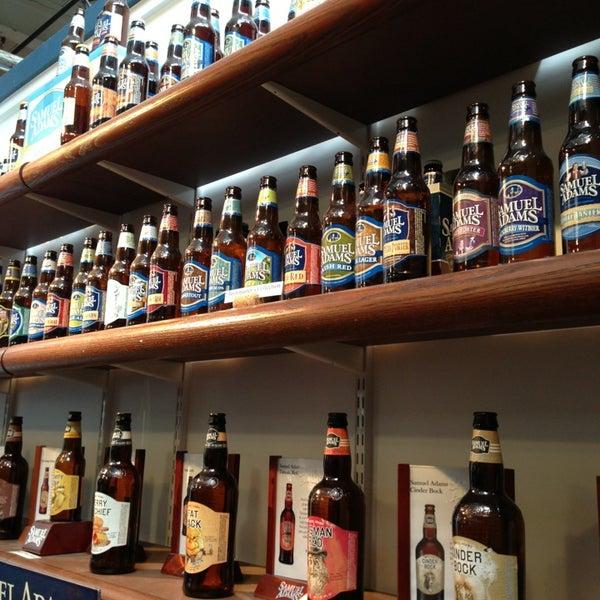 Photo taken at Samuel Adams Brewery by Ann-Marie R. on 7/26/2013