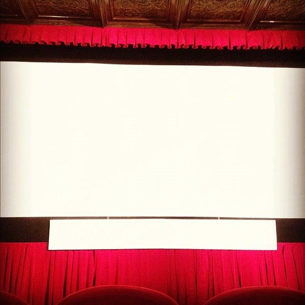 Photo taken at Kino Pod Baranami by Fade A. on 9/16/2012