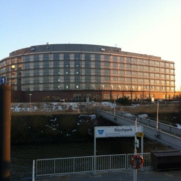 Hotel An Der Elbe Hamburg Finkenwerder