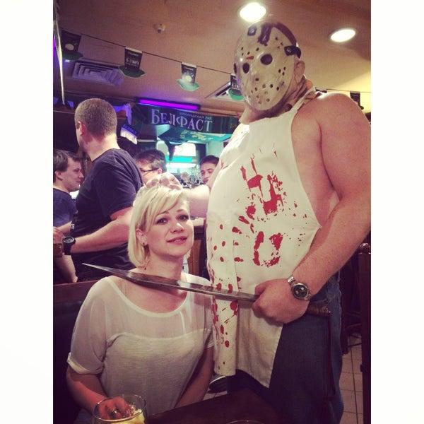 Снимок сделан в Molly Malone's Pub пользователем Olga G. 7/24/2015